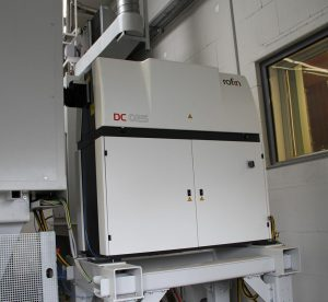 Der 2,5 kW CO2-Slab-Laser liefert eine gute Strahlqualität. (Foto: Coherent)