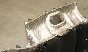 Ob Kunststoff- oder Blechbauteil, Laser und Anlage sind flexible einsetzbar. (Foto: Coherent)