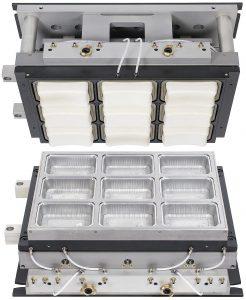 Innovative Werkzeugtechnologie unter anderem für das Thermoformen stehen im Mittelpunkt des Auftritts von Kiefer. (Foto: Kiefer)