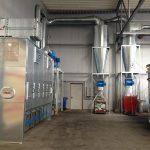 Nestro: Systemkomponenten für energieeffizientes Absaugen von Staub und Bearbeitungsabfällen