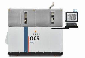 Der X-Ray Pellet Scanners XP7 detektiert in Pelltes eingebettete Metallpartikel mit einer Auflösung von 50 µm. (Foto: OCS)
