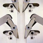 Im Feedblock Reicofeed-Pro werden die Schichtdicken bei laufender Anlage vollautomatisch justiert. (Foto: Reifenhäuser)
