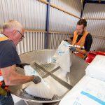 Als Logistikdienstleister steigt die SHT bei Unternehmen aus der Kunststoffindustrie tief in die Wertschöpfungsprozesse ein und übernimmt produktionsvorbereitende Tätigkeiten wie die Silierung. (Foto: SHT)