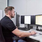 Stichprobenartige CT-Vermessungen der Teile sorgt zudem für eine kontinuierliche Qualitätssicherung. (Foto: Toolcraft)