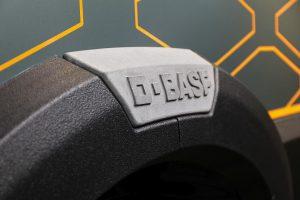 Die 3D-gedruckten Radläufe sind mit einer Polyurea-Sprühbeschichtung lackiert, die dauerhaft vor Flecken, Kratzern oder Beschädigungen durch Steinschlag schützt. (Foto: K-AKTUELL)