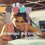 """In der gedeckten """"Transformation""""-Palette wird die Relevanz des nachhaltigen Konsums im modernen Alltag aufgegriffen. (Abb.: BASF)"""