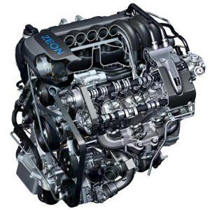 Moderne Verbrennungsmotoren profitieren von Hochleistungsdichtungen aus HyTemp H570. (Foto: Zeon)