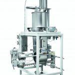Das Dosiergerät Azodos Typ P … DV kann Produktionsprozesse mit einem gleichmäßigen Massenstrom an pulverförmigen Produkten beschicken. (Foto: Azo)