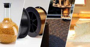 Sabic bietet mehrere Materialtechnologien entlang der gesamten Wertschöpfungskette additiv gefertigter Anwendungen. (Foto: Sabic)