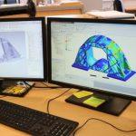 Designoptimierung und prädiktive Simulation von Bauteilen mit MMI Technyl Design. (Foto: Solvay)