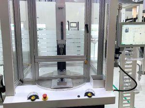 Die Integration eines Rundschalttisches ist jetzt als schlüsselfertige Lösung möglich. (Foto: MS Ultraschall)