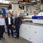 Wittmann Battenfeld: 40.000. Spritzgießmaschine ausgeliefert