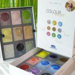 In die Colour Vision N°20 sind die Themen Nachhaltigkeit und Spiritualität eingeflossen. (Foto: Gabriel-Chemie)