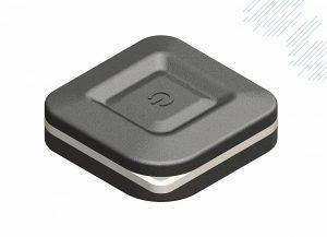 Die neue kabellose Empfängerbox QE Booster ist mit einer Bluetooth-Schnittstelle ausgestattet, mit deren Hilfe Sensorsignale drahtlos empfangen und Messdaten an einen PC, ein Smartphone oder Tablet weitergeleitet werden können. (Foto: Gefran)