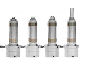 Die neuen Single-Shot-Düsen bieten eine hohe Varianz hinsichtlich der Anspritzmöglichkeiten. (Foto: Hasco)