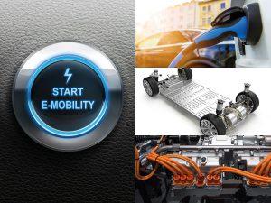 Kraiburg TPE fokussiert den Markt der neuen Mobilität mit einem breiten Portfolio an thermoplastischen Elastomeren. (Foto: Kraiburg TPE)