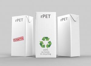 Geschäumtes rPET ist eine Alternative zur herkömmlichen Getränkeverpackung. (Foto: Leistritz)