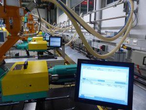 Transparenz in der Fertigung von Sulzer Applicator Systems – dank dem MES Hydra von MPDV. (Foto: Sulzer/MPDV)