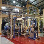 Nordson BKG: Unterwassergranulator für 70.000-t-PP-Anlage