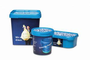 Die Universalverpackungen von Pöppelmann Famac wurden mit dem Deutschen Verpackungspreis in Gold prämiert. (Foto: Pöppelmann)