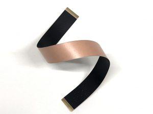Die neu entwickelte PPS-Folie eignet sich gut für flexible Leiterplattten. (Foto: Toray)