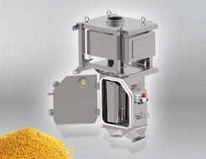 Der Metallseparator sorgt in der Kunststoffindustrie insbesondere bei Granulatherstellern und Compoundeuren dafür, dass Metalle zuverlässig erkannt und aus dem Produktionsprozess separiert werden. (Foto: Sesotec)