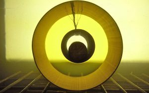 Querschnitt eines Höchstspannungskabels mit Durchschlag. (Foto: Sikora)
