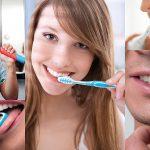 Typen mit guter Haftung zu polaren Kunststoffen ergänzen das Spektrum an TPEs für Zahn- und Mundhygieneprodukte. (Foto: Kraiburg TPE)