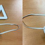 Maskensystem mit modularem Aufbau aus reinigungsfähiger Halbmaske und austauschbarem Filtermedium. (Foto: BaS)