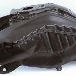 Die Tanks der Modelle F 900 R und F 900 XR von BMW Motorrad bestehen aus einem unverstärkten und schlagzäh modifizierten PA 6. (Foto: BMW Motorrad)
