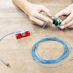Mini Coaxial und Single Wire-Kabel mit Mehrkanalstecker. (Foto: Meusburger)