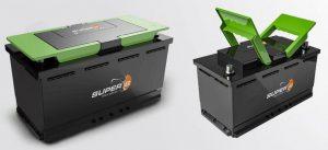 Die verbesserte Batterie kommt in Autos, Booten und Wohnmobilen zum Einsatz. (Foto: Albis)