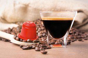 Eine mögliche Anwendung für M-Vera GP1012 sind Kaffeekapseln. (Foto: Bio-Fed)
