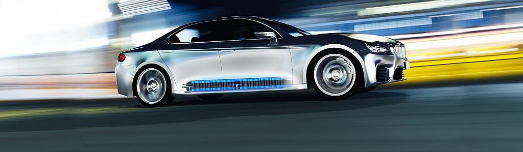 Ein neues Konzept für ein Batteriegehäuse auf Basis von PUR soll die Lithium-Ionen-Batterien in Elektro- und Hybridautos besser schützen. (Abb.: Covestro)