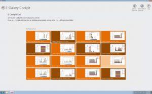 Die Inspektionsergebnisse und Prozessparameter werden in übersichtlichen Cockpits dargestellt. (Abb.: Isra Vision)