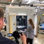 Laser-Kunststoffschweißsysteme von LPKF werden zunehmend per Kamera abgenommen. (Foto: LPKF)