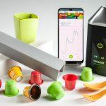 Mit Hilfe der Kombination aus handlichem Messgerät, der intelligenten Datenanalyse und der mobilen App lassen sich Kunststoffe genau bestimmen und unterscheiden. (Foto: Trinamix)