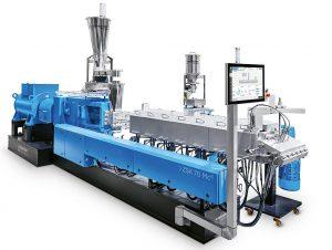 RenCom hat sich für die ZSK-Extrusionstechnologie zur Produktion von Renol entschieden. (Foto: Coperion)