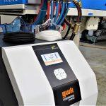 Für energieeffizientere Temperierung der Certespiri-Maskenformteile testete Plexpert das gwk-Temperiergerät protemp ci 95-s1 eco. (Foto: Plexpert)