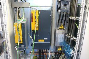 Die wassergekühlten Monoeinheiten b maXX 5500 sind kompakt, platzsparend und leistungsstark. (Foto: Baumüller)