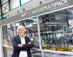 """Jan Martens: """"Bei allen Akteuren in der Branche, vom Handel bis zum Abfüller, gewinnt das Thema Nachhaltigkeit zunehmend an Bedeutung."""" (Foto: KHS)"""