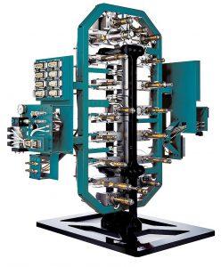 Die Heißkanalsysteme Fusion G2 werden komplett vormontiert, vorverdrahtet, vorverschlaucht und getestet geliefert. (Foto: Mold-Masters)