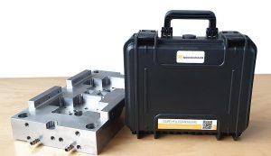Mit dem Zubehör ist das Set zum Einsatz in Werkzeugbau, Instandhaltung und Verarbeitung geeignet. (Foto: Nonnenmann)
