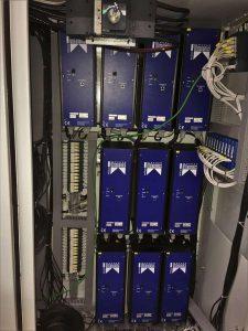 Die Anlage ist mit zehn Ultraschallsystemen ausgestattet, die für den Dauerbetrieb ausgelegt sind. (Foto: Weber Ultrasonics)