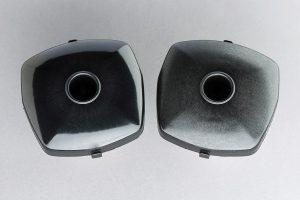 Die auf PA 6 basierenden glasfaserverstärkten Typen sind für den Einsatz in funktionalen Sichtteilen im Autoinnenraum geeignet. (Foto: BASF)