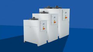 Die WKS-Baureihe von Riedel ist speziell für die präzise Kühlung von Industrieprozessen entwickelt worden. (Foto: Riedel)