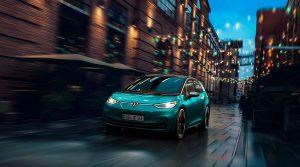 Im Design moderner Fahrzeuge spielt Licht eine große Rolle. (Foto: Volkswagen)