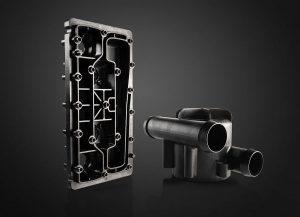 Nuvera Fuel Cells verwendet PPA in mehreren Bauteilen seines neuen 45-kW-Brennstoffzellenmotors. (Foto: BASF)
