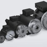 Die Torquemotoren DST2 sind mit Vollwelle, mit Hohlwelle oder mit Drucklager verfügbar und bieten so eine große Flexibilität bei der Integration in die Maschine. (Foto: Baumüller)