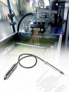 Schmelzdrucksensoren mit IO-Link und Pl-d-Zulassung sind wichtige elektronische Bausteine für eine erfolgreiche Maschine-zu-Maschine- bzw. Mensch-zu-Maschine-Kommunikation. (Foto: Gefran)